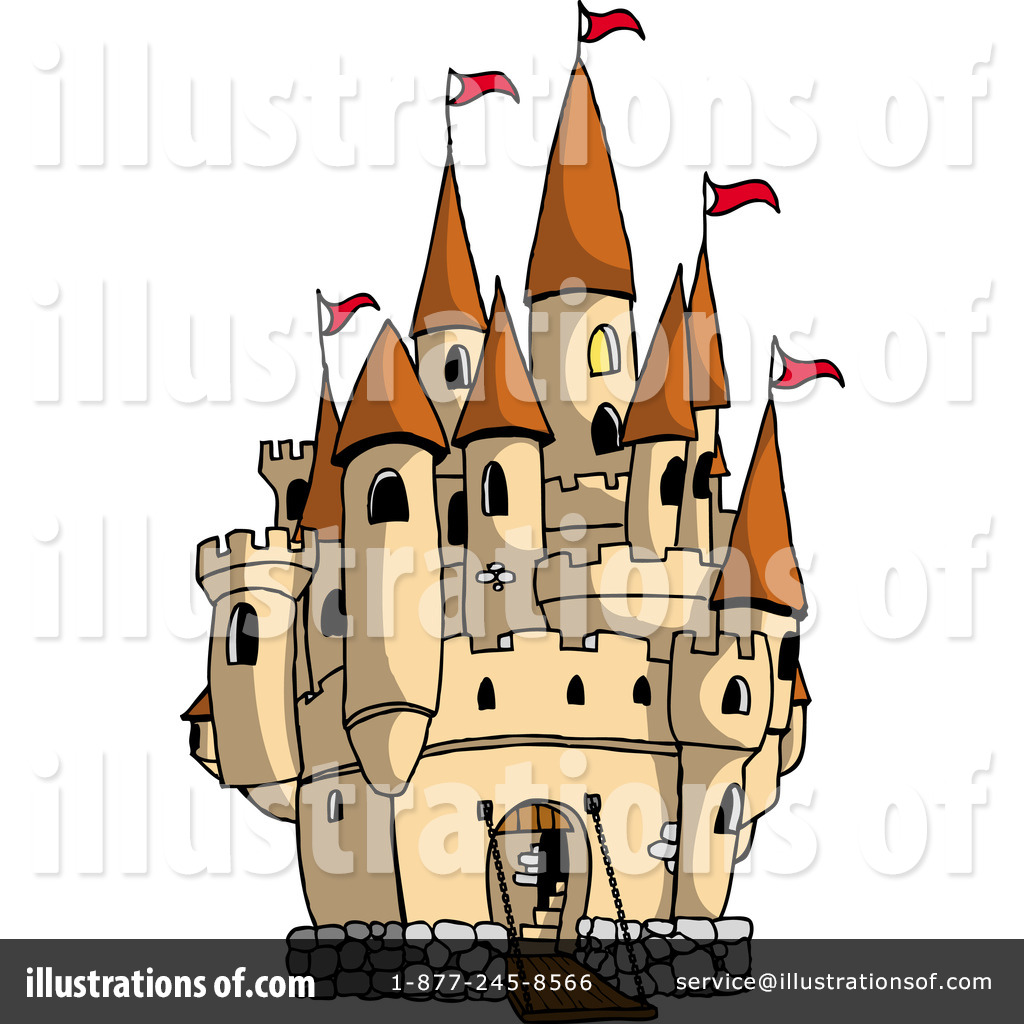 Palace Clipart #1.
