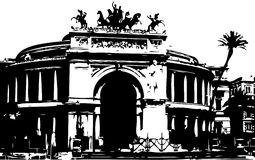 Palermo Stock Illustrations.