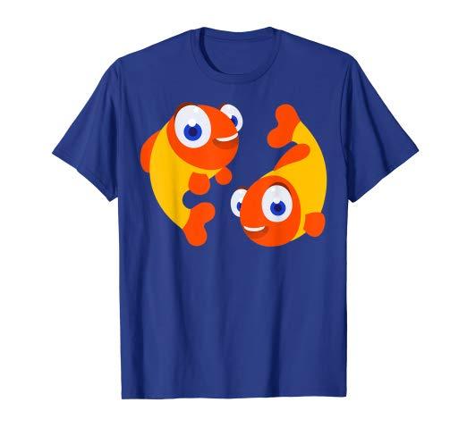 Pal Fish Twin Fish Large Logo Shirt for Teacher.