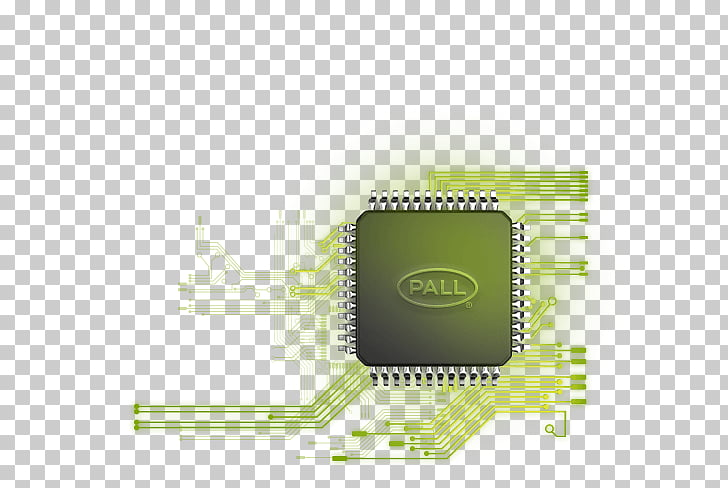 Electronic component Microelectronics Pall Corporation.