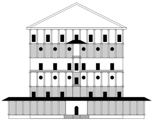 Palladian Facade Generator.