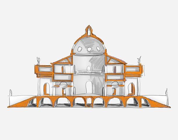 Palladian Clip Art, Vector Images & Illustrations.