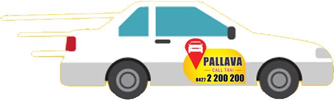 Pallava Call Taxi.