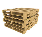 Pallet Illustrations and Clipart. 2,137 pallet royalty free.