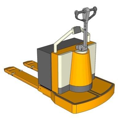 Pallet jack clipart 3 » Clipart Portal.