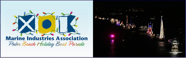 Palm Beach Holiday Boat Parade.