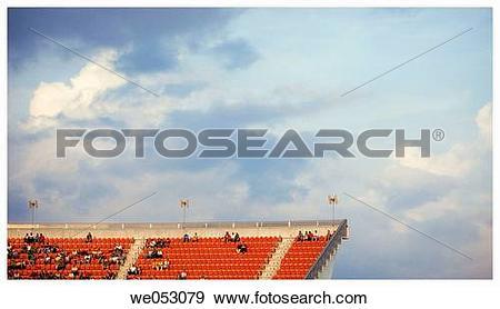 Stock Photograph of ONO Estadi football stadium, Palma de Mallorca.
