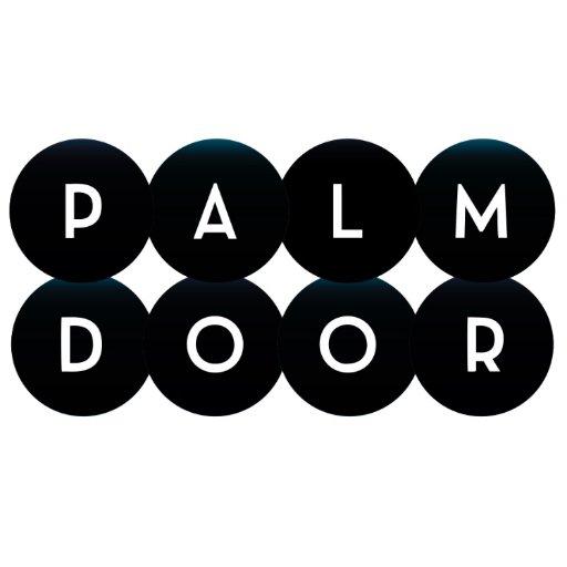 Palm door clipart #20
