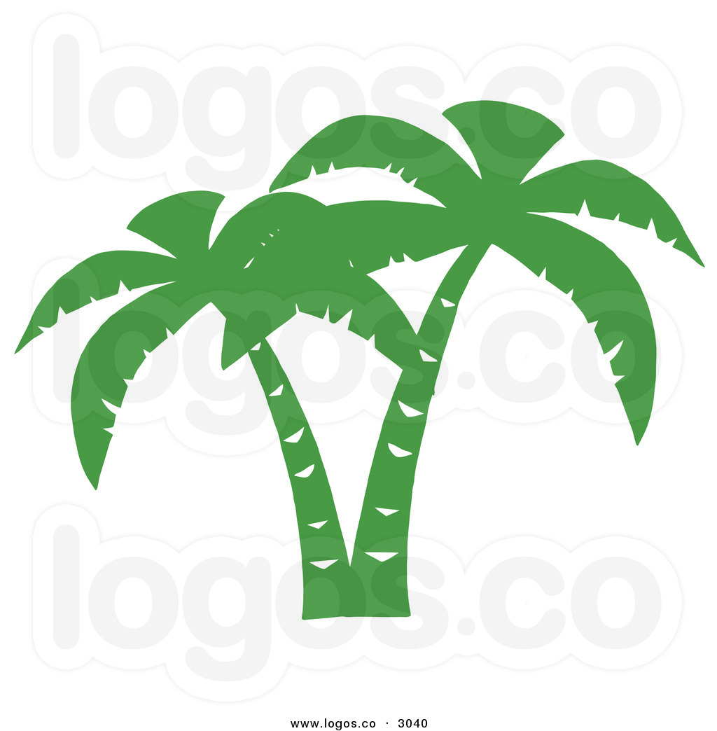 Palm door clipart #3