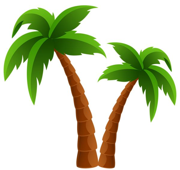 Palm door clipart #15