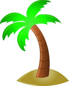 Palm genus clipart #18