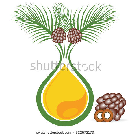 Palm Oil Stock Photos, Royalty.