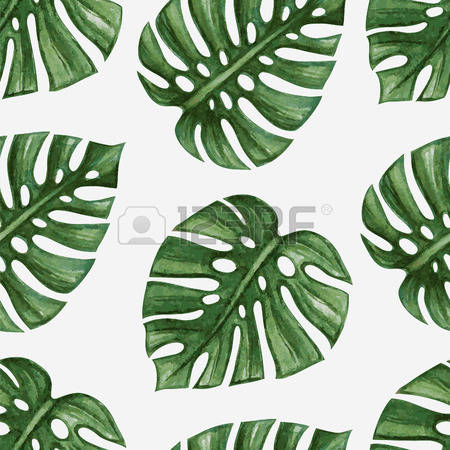 Palm green clipart #2