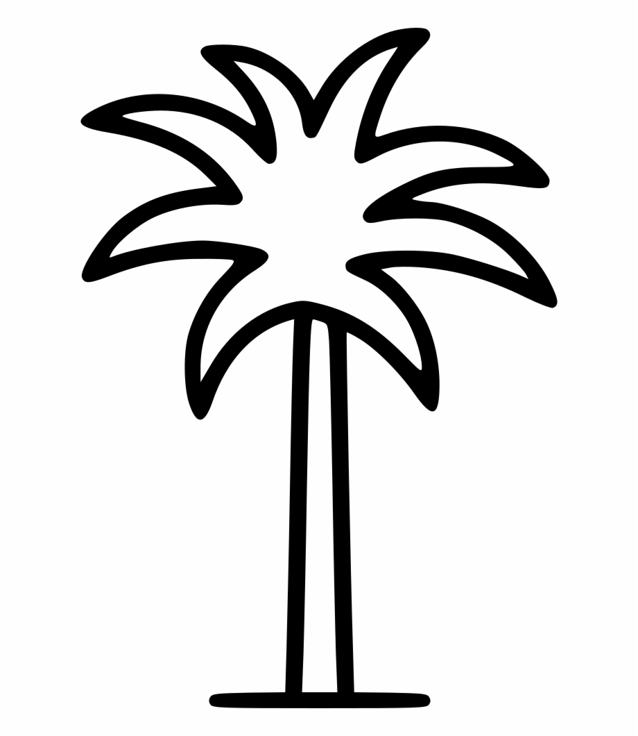 Palm Tree Icon Png.