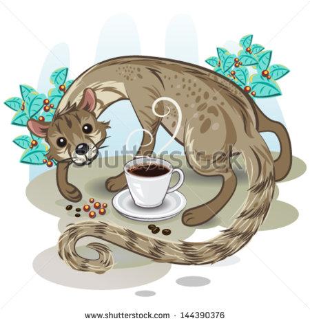 Palm kitten clipart #4