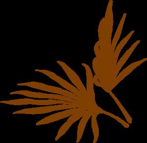 Palm Leaf Clip Art at Clker.com.