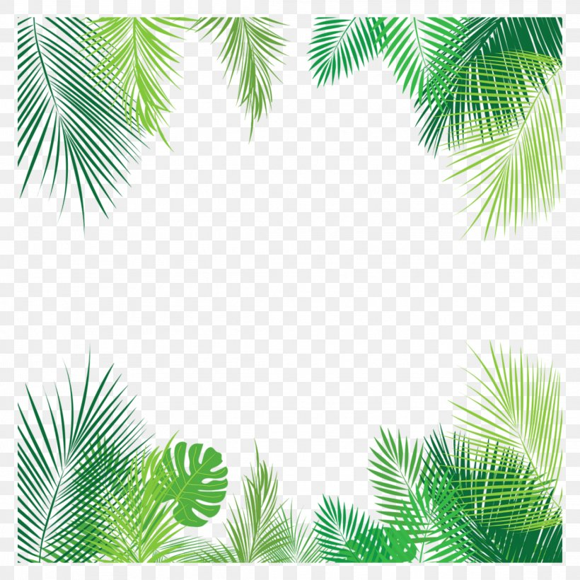 Clip Art Vector Graphics Leaf Palm Trees, PNG, 2289x2289px.