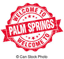 Palm springs clipart #13