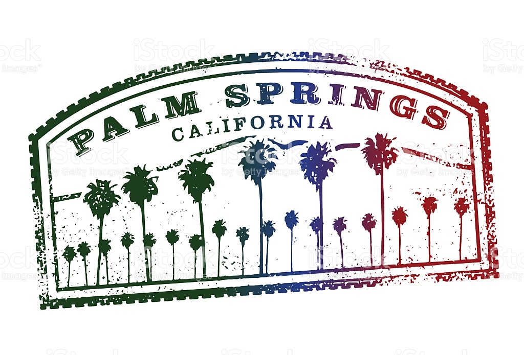 Palm Springs California Clip Art, Vector Images & Illustrations.