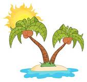 Palm springs clipart #18