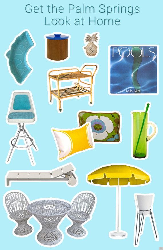 Palm springs clipart #15