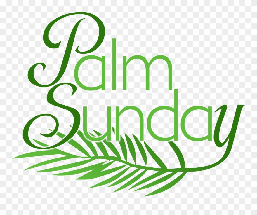 Images Palm Sunday Clipart Library 1950.