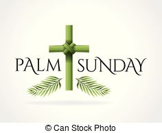 Free Clipart Images For Palm Sunday.