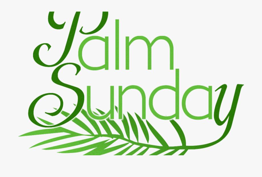 Palm Sunday 2018 St Patrick Parish Clipart , Png Download.