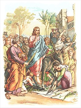 Free palm sunday clipart graphics images and.