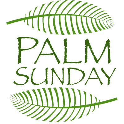 Palm Sunday #43089.