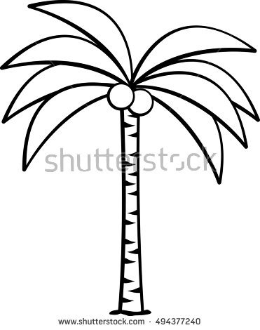 Palm Tree Bark Stock Photos, Royalty.
