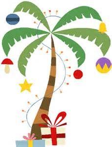 christmas palm trees clip art.
