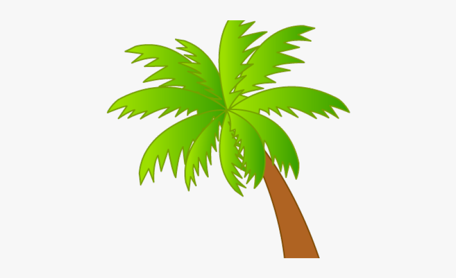 Date Palm Clipart Khajur Tree.