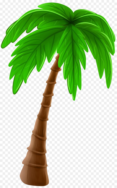 Coconut Tree Drawing.