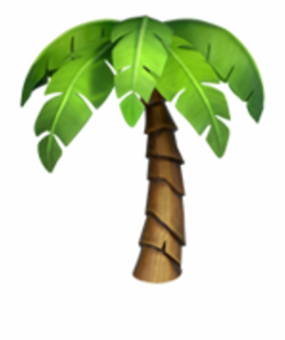 Iphone Emoji Flowers Palmtree Tree.