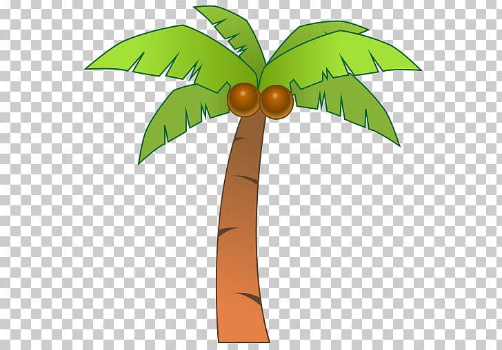 Arecaceae Emoji Tree Sticker Emoticon PNG, Clipart.