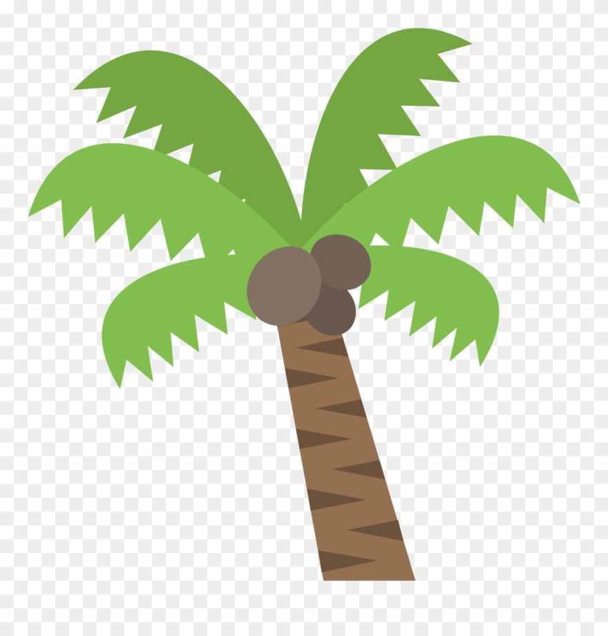 Palm Tree Cartoon 22, Buy Clip Art.