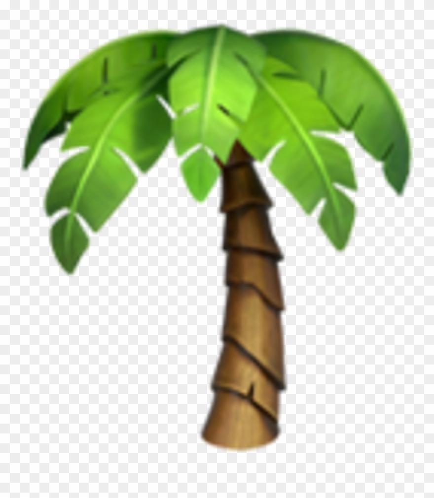 Palm Tree Clipart Emoji.