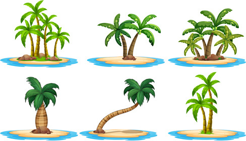 Palm tree free vector download (4,606 Free vector) for commercial.