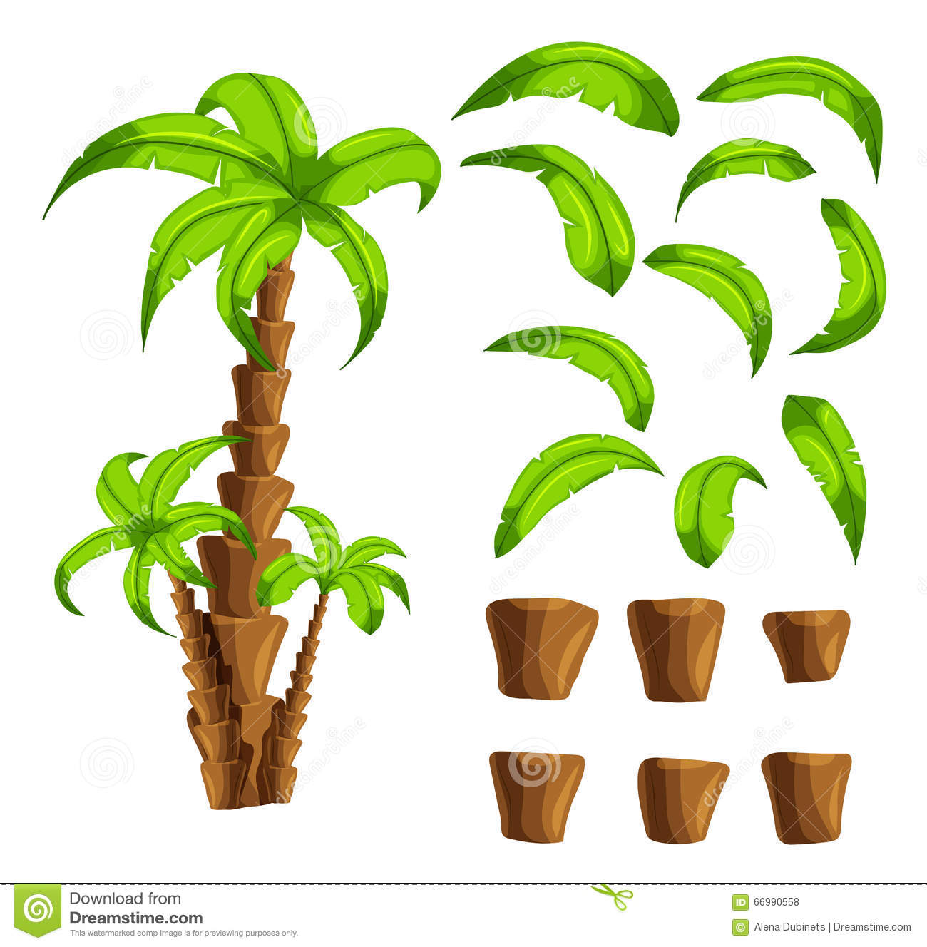 Showing post & media for Cartoon palm tree trunk.