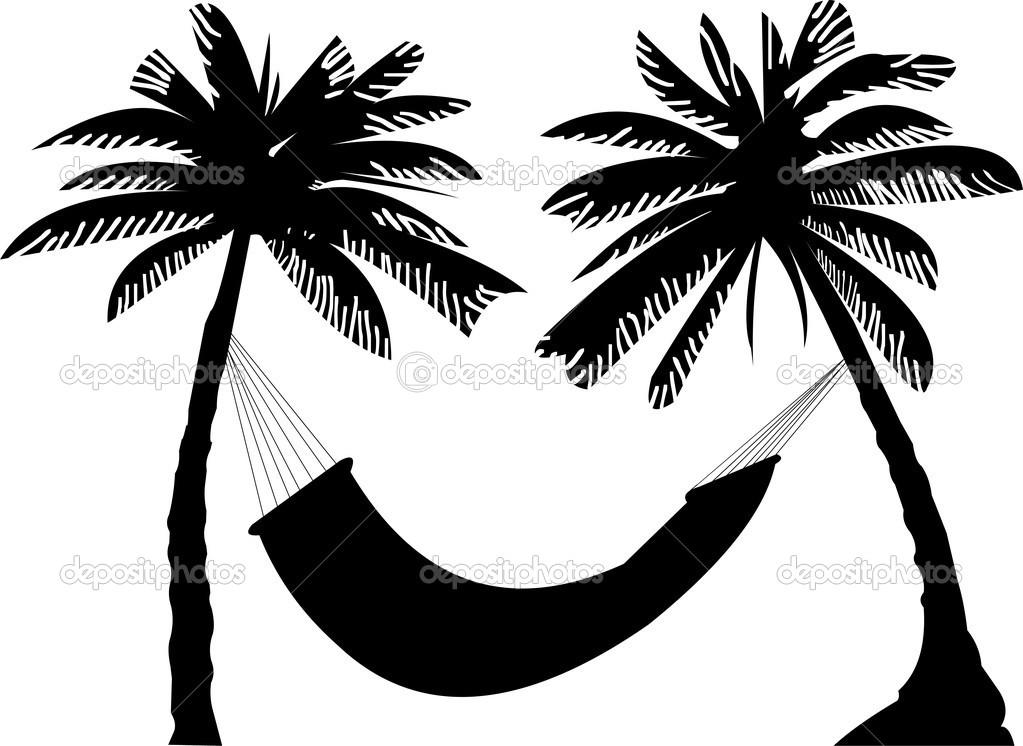 Palm Tree Hammock.
