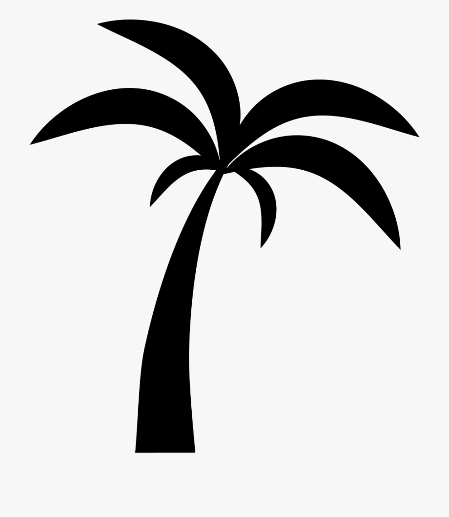 Palm Clipart Svg.