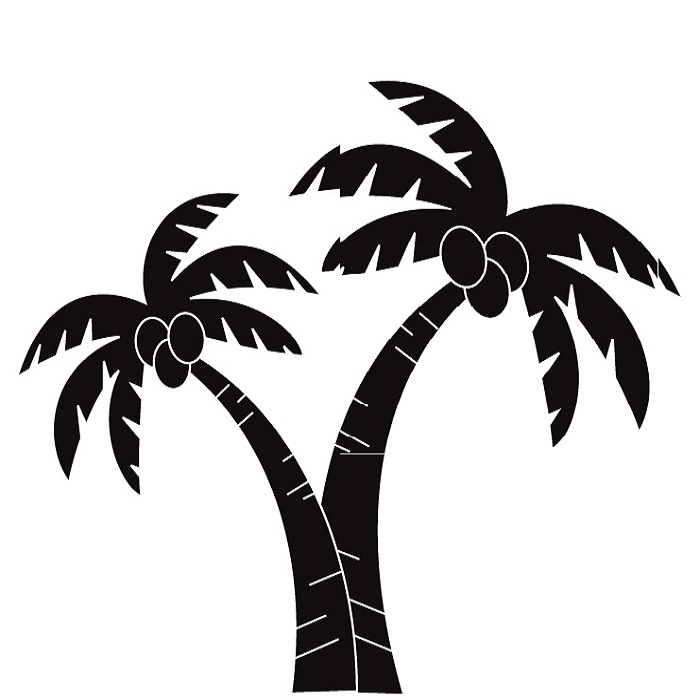 Clipart Palm Trees.