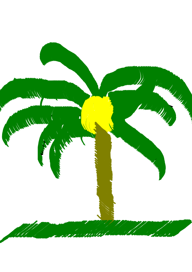 Palma clipart #14
