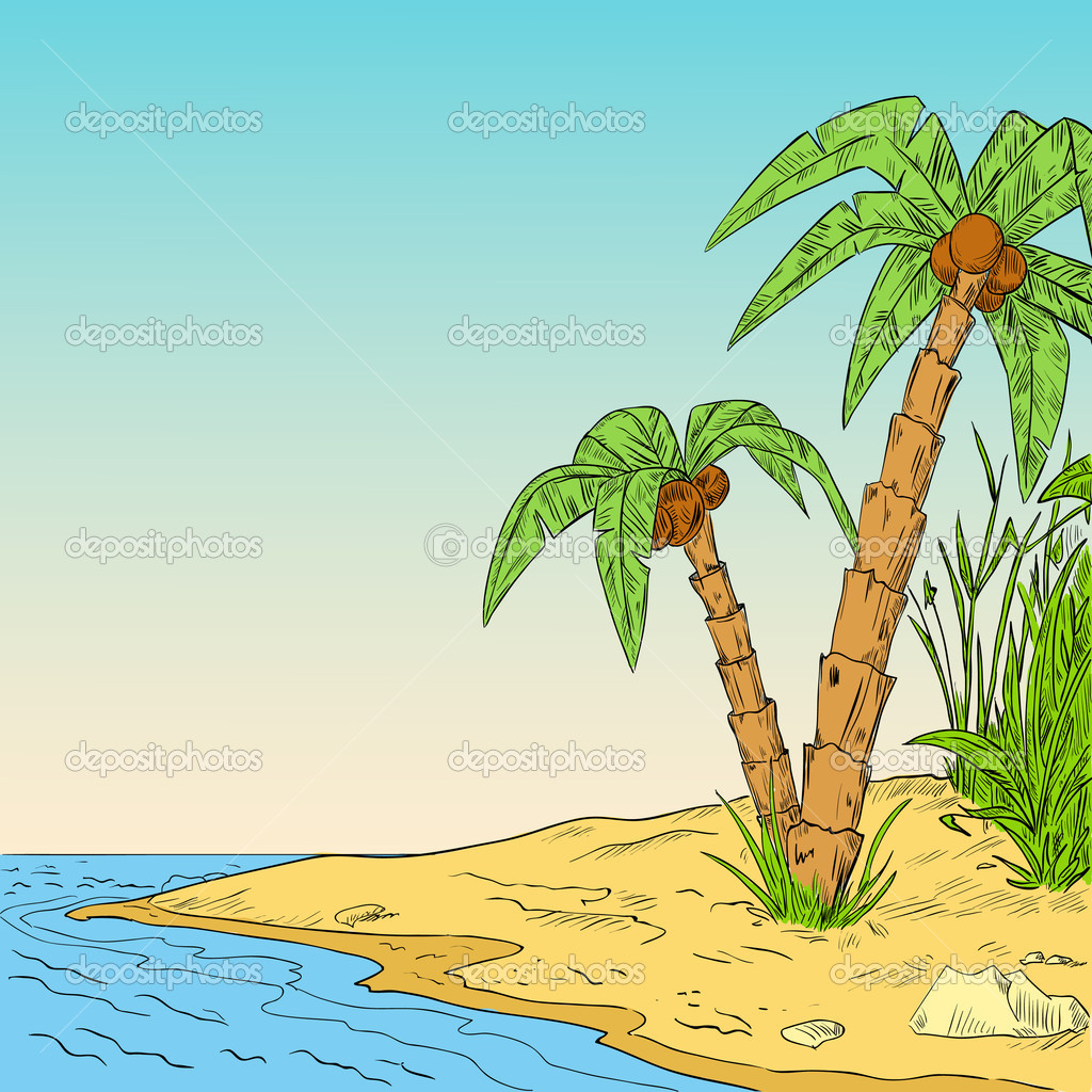 Wallpapers Palmen Clipart Palm Tree . 1280x1024.