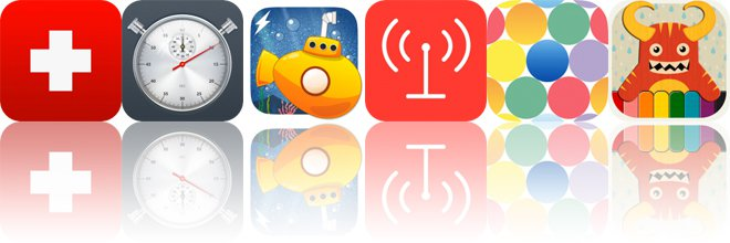 Today's Apps Gone Free: palmEM, Stopwatch, Wee Subs and More.