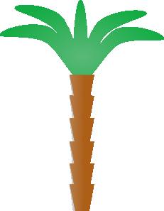 Plam Tree Clip Art at Clker.com.