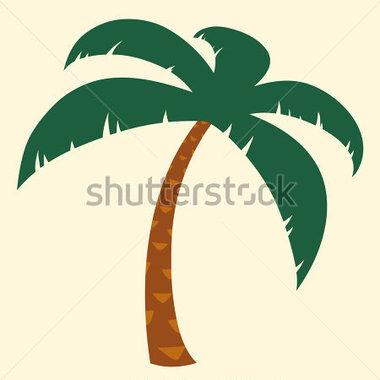 Coco Palm Tree Clipart.
