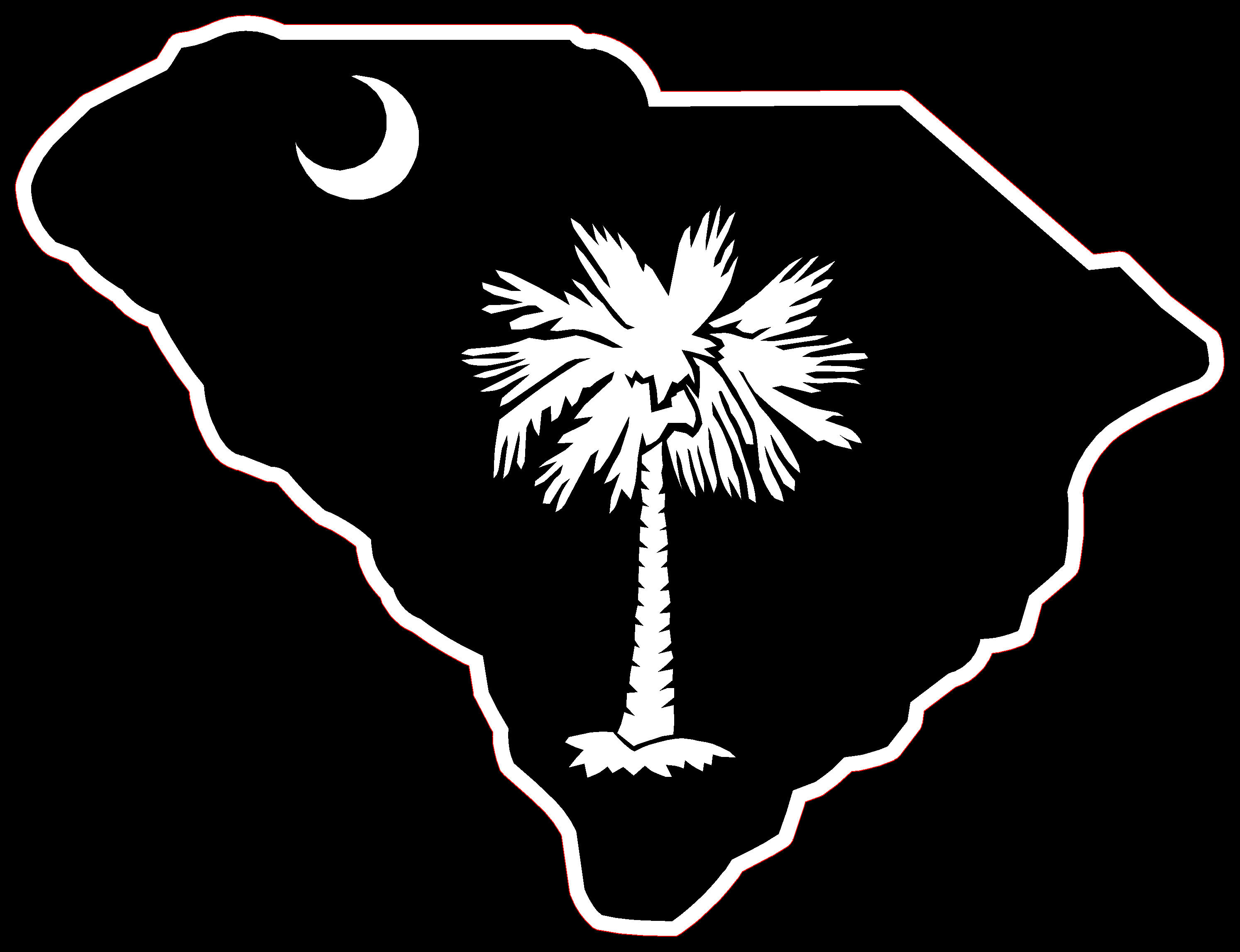 South Carolina Palmetto.