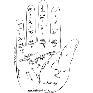 Palmistry hand clipart, cliparts of Palmistry hand free download.
